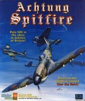 ACHTUNG SPITFIRE +1Clk Windows 10 8 7 Vista XP Install