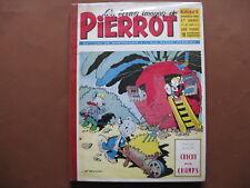 LES BELLES IMAGES DE PIERROT  reliure n° 6
