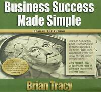 NEW Business Success Made Simple by Brian Tracy