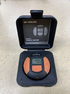 Brownline Digital Angle Gauge
