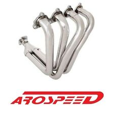 STAINLESS STEEL 4-1 TYPE-R STYLE DRAG HEADER FOR 92-95 HONDA CIVIC B-SWAP