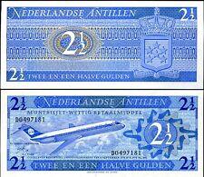 ANTILLE OLANDESI - Netherland Antilles 2,5 gulden 1970 FDS - UNC