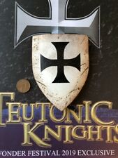 COO Models Teutonic Knights 2019 Ex Black Cross Shield loose 1/6th scale
