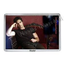 Ian Somerhalder / Damon Salvatore -  Vampire Diaries - Fotomagnet 5mm Acryl [M6]