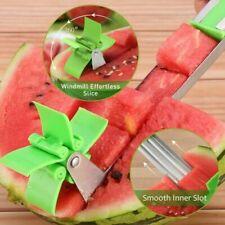 Watermelon Cutter Windmill Shape Plastic Slicer Fit Cutting Watermelon Gadgets