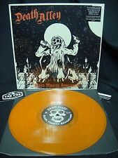 Death Alley Black Magick Boogieland LP Orange Vinyl Devil's Blood Kyuss Nebula
