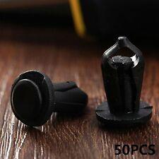 50Pcs 8mm Fender Clip Push Type Retainer Fits For Honda Trx450 Trx400 Trx350