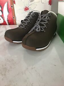Mens us brass shoes