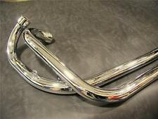 Triumph T120 Exhaust pipes  63-68
