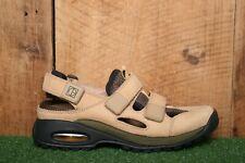 COLE HAAN Light Brown Nubuck Leather Sport Sandals Women's Sz. 5B