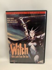 Witch who Came from the Sea rare OOP US DVD Subversive Films horror exploitation