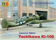 RS Models 1/72 Tachikawa Ki-106 Japanese Fighter Model Kit 92057
