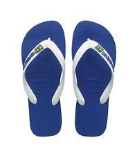 Havaianas Brasil Logo Sandal marine Blue