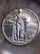 1920-D 25C Standing Liberty Quarter, UNCIRCULATED, #352