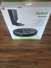 IRobot Roomba i7+ i7550 Wi-Fi Robotic Vacuum Smart Mapping w/ Self-Empty Base