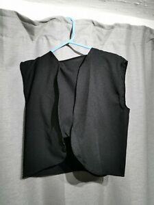 S56 ex hire chimney sweep peddle pushers & waistcoat fancy dress costume urchin