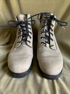 Grey Suede Women's Timberland Boots