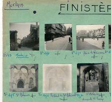 MORLAIX c. 1900-10 - 19 Photos Finistère Bretagne - Pl 143