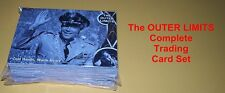 The OUTER LIMITS Complete Trading Card Set - Rittenhouse
