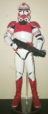 Medicom R.A.H. Sideshow Star Wars Clone Shock Trooper 1/6 scale 12 inch