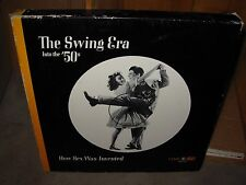 VARIOUS how sex was invented / swing era into 50s ( jazz ) box time life - book