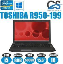 Ordinateurs portables et netbooks Toshiba webcam intégrée avec windows 10