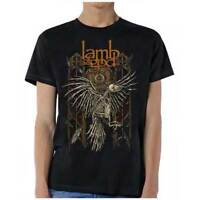Lamb of God Crow Skeleton Groove Thrash Death Metal Music Band T Shirt LAM10002