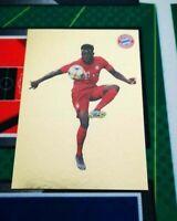 ALPHONSO Davies Panini FC Bayern Munich 2019/20 Sticker #100 rookie