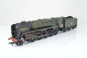 Bachmann OO Gauge - 32-850 BR Green 2-10-0 Class 9F 92220 'Evening Star'