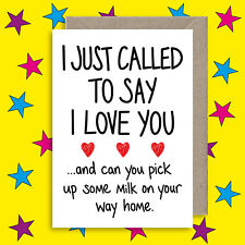 Funny Anniversary Card - Cheeky Relationship Card - Cute Valentines Day Card