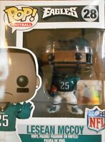 NFL Football  Funko POP! LESEAN MCCOY Vinyl Figure Eagles NUMBER 28
