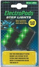 Electropods Step Lights Street FX Green/Black 1043043