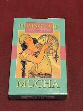 MUCHA PLAYING CARDS BOX