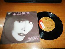 KATE BUSH Wow / Full house SINGLE VINILO DEL AÑO 1979 ESPAÑA CONTIENE 2 TEMAS