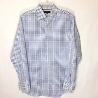 Banana Republic Slim Fit Mens Medium Long Sleeve Button Front Shirt