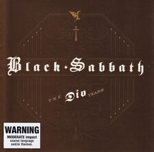 BLACK SABBATH - THE DIO YEARS CD ~ RONNIE JAMES ~ GREATEST HITS / BEST OF *NEW*