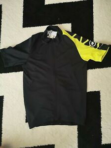 New Without Tags Assos Mille Evo7 Jersey Yellow M size RRP £90 LAST JERSEY