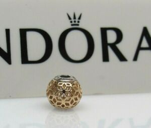 New w/BOX Pandora Intuition 14KT GOLD  ESSENCE Charm 796049 GREAT PRICE! $150