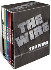 DVD:WIRE - SEASONS 1 - 5 - NEW Region 2 UK