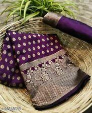 Sensational Banarasi Silk Saree, Free Shipping_World Wide