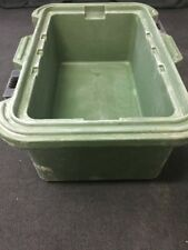 """CAMBRO Camcarrier Food Storage Pan Container Carrier UPCS180 8"""" Deep # 3  No Lid"""