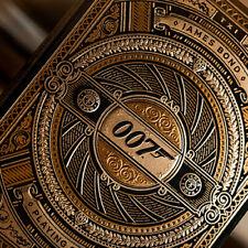 Jeu De Cartes James Bond 007 Cartes à Jouer By theory11