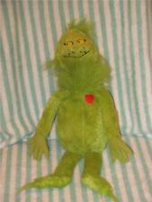 Kohls Cares for Kids The Grinch that Stole Christmas Dr. Seuss Heart Plush