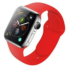 Apple watch strap - Replacement silicone straps for SERIES 1, 2,3,4 AND 5