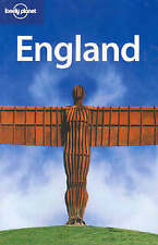 England (Lonely Planet Regional Guides), Chilcoat, Loretta, Davenport, Fionn, Be