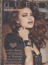 GUESS Magazine Summer/Winter 2014 Yara!/Nashville/Fashion/Trends