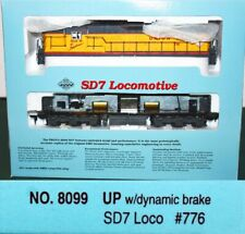 Union Pacific UP 776 SD7 Proto 2000 DCC Ready Life Like 8099 HO Scale MR8.17