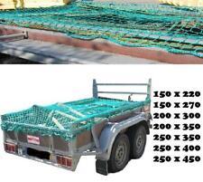 2,93//m² Anhängernetz Abdecknetz mit Expanderseil für Pkw Anhänger 2,5 x 4,5m