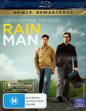 Rain Man - Tom Cruise, Dustin Hoffman, Barry Levinson - Blu-ray - New & Sealed