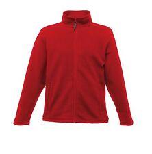 Men's Fleece Jacket Zip Pocket Micofleece Regatta Thor 300 Fleece Full Zip RG188